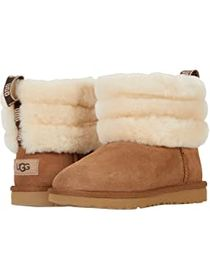 UGG Kids Fluff Mini Quilted (Toddler/Little Kid)