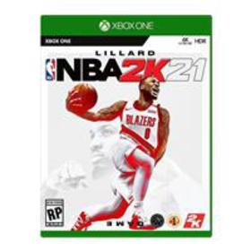 Take-Two NBA 2K21 Standard Edition for Xbox One
