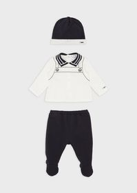Armani Gift set with jumper, leggings and beanie