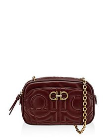 Salvatore Ferragamo - Mufasa Quilted Mini Leather