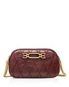 Bally - Venni Mini Quilted Leather Camera Bag