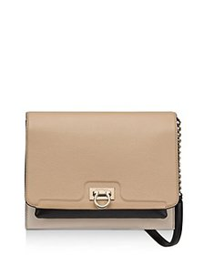 Salvatore Ferragamo - Color Block Leather Crossbod
