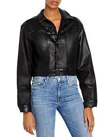 7 For All Mankind - Triple Needle Denim Jacket in