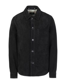 PS PAUL SMITH - Leather jacket