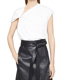 3.1 Phillip Lim - Gathered Asymmetric Top