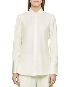 3.1 Phillip Lim - Printed Blouse