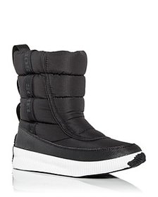Sorel - Women's Out N About Puffy Waterproof Cold