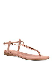 Salvatore Ferragamo - Women's Embellished Strappy