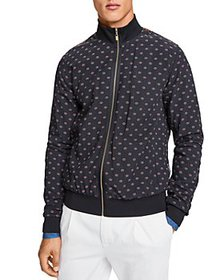 Scotch & Soda - Mixed Print Jacket