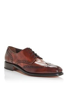 Salvatore Ferragamo - Men's Bryant Brogue Wingtip