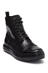 Kenneth Cole New York The Mover Leather Combat Boo