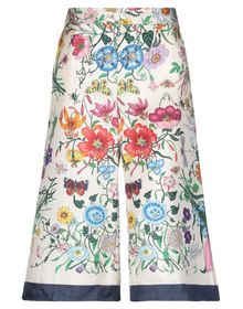 GUCCI - Cropped pants & culottes