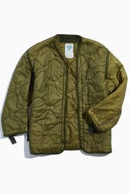 Urban Renewal Vintage Quilted Liner Jacket