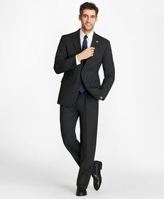 Brooks Brothers Madison Fit Two-Button 1818 Suit