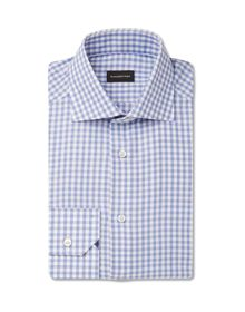 ERMENEGILDO ZEGNA - Checked shirt
