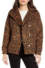 Splendid Animal Print Jacket