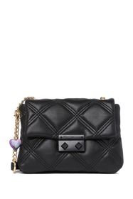 Betsey Johnson Quilted Crossbody