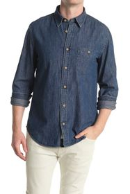 7 For All Mankind New Icon Denim Shirt
