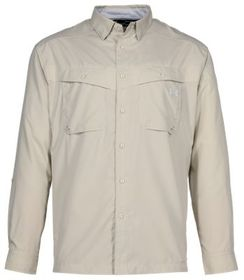 Under Armour Tide Chaser Long-Sleeve Fishing Shirt