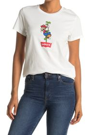 Levi's The Perfect Super Mario Graphic T-Shirt