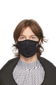 Marine Serre - Black Filter Air Mask