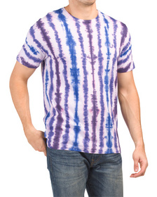 TRUE RELIGION Fashion Water Color Short Sleeve Tee