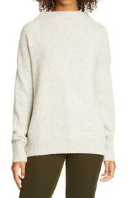 Vince Textured Funnel Neck Sweater