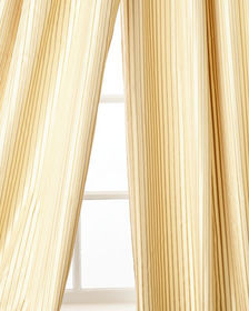 Home Silks Silenzio Curtain Panel 96L