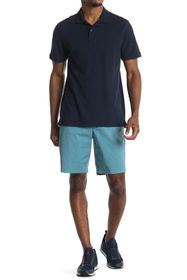 Michael Kors Washed Semi-Stretch Cotton Shorts