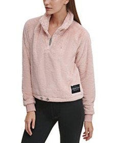 Fleece Pullover Top