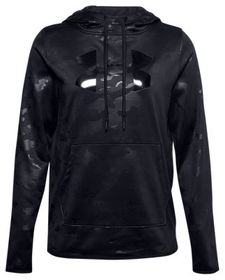 Under Armour Camo Shine Long-Sleeve Hoodie for Lad