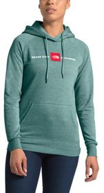 The North Face Red's Long-Sleeve Hoodie for Ladies