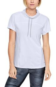 Under Armour UA Iso-Chill Short-Sleeve Cowl Neck f