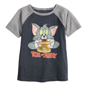 Boys 4-12 Jumping Beans® Tom & Jerry Tee