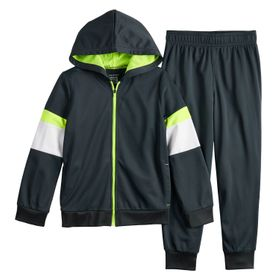 Boys 4-12 Jumping Beans® Active Tricot Set