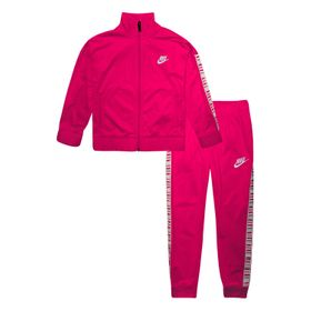 Girls 4-6x Nike Logo Jacket & Jogger Track Pants S