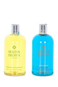 Molton Brown Samphire & Cardamom Body Wash Duo Set