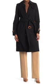 Burberry Clevelodelt Trench Coat 9