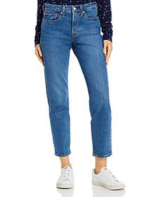 Levi's - Wedgie Icon Fit Tapered Jeans in Charlest