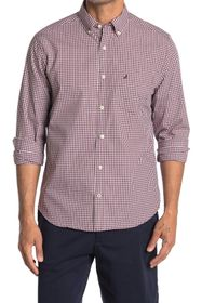 Nautica Classic Fit Gingham Shirt