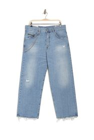 Diesel D-Vided Straight Leg Jeans