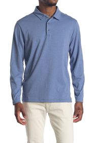 Tommy Bahama Island Fog Long Sleeve Polo