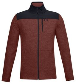 Under Armour Specialist Grid Full-Zip Pullover for