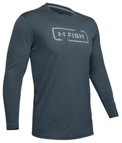 Under Armour Iso-Chill Shore Break Long-Sleeve T-S