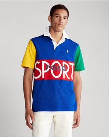 Ralph Lauren Classic Fit Polo Sport Rugby
