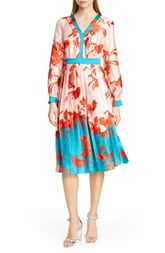 Ted Baker London Karolyn Fantasia Midi Dress