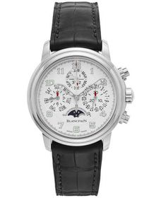 Blancpain Leman Flyback Men's Automatic Watch 2585