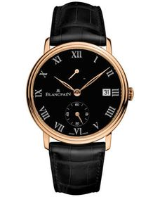 Blancpain Men's Manual Watch 6614-3637-55B