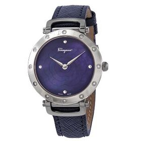 Ferragamo Ferragamo Quartz Crystal Ladies Watch SF