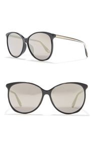 Givenchy 60mm Round Sunglasses
